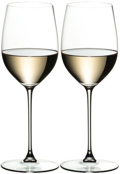 6449/05 Riedel Veritas Unoaked Chardonnay/Viognier Glasses - Box of 2