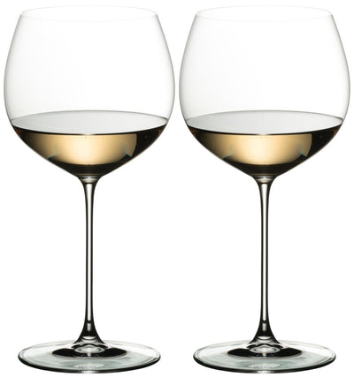 6449/97 Riedel Veritas Chardonnay Glasses - Box of 2