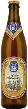 Hofbrau Oktoberfestbier 50cl | German Beer