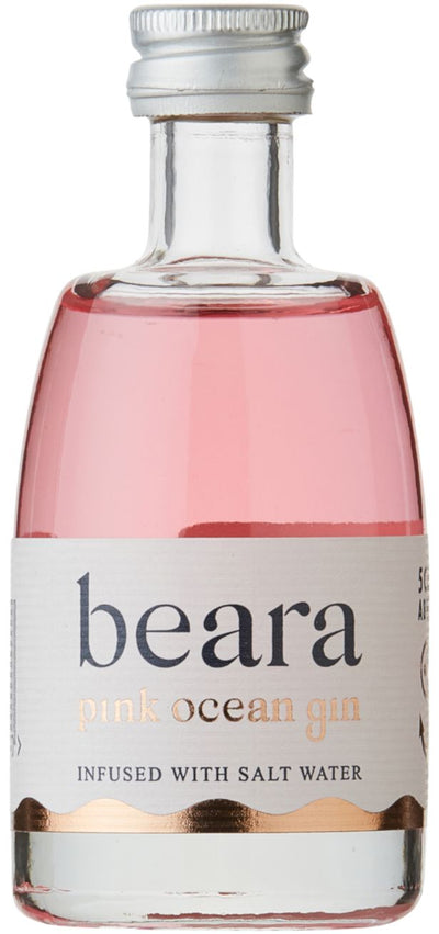 Beara Pink Ocean Gin 5cl miniature