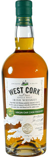 West Cork Small Batch Virgin Oak Single Malt Irish Whiskey