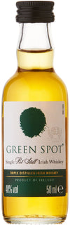 Green Spot Whiskey 5cl miniature