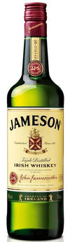 Jameson Red Seal Irish Whiskey