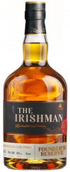 The Irishman Founder's Reserve Caribbean Cask Finish Irish Whiskey