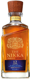 The Nikka 12 year old blended Japanese whisky