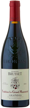Domaine Brusset Gigondas 'Tradition le Grand Montmirail' | Rhone Valley Wine
