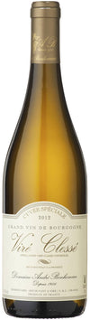 Andre Bonhomme Vire Clesse Cuvee Speciale | White Burgundy