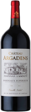 Chateau Argadens Rouge 2009 Magnum | Bordeaux Wine