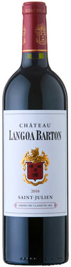 Chateau Langoa Barton 2016 Saint-Julien | Bordeaux Wine