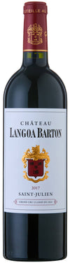Chateau Langoa Barton 2017 Saint-Julien | Bordeaux Grand Cru Classe