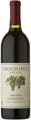 Grgich Hills Estate Napa Valley Zinfandel