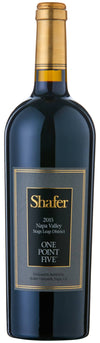 Shafer Vineyards One Point Five Cabernet Sauvignon 2015 | California Wine
