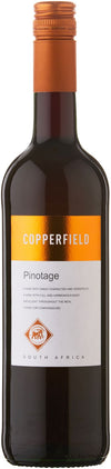 Copperfied Pinotage