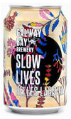 Galway Bay Slow Lives Helles Lager 33cl can | Irish Craft Beer