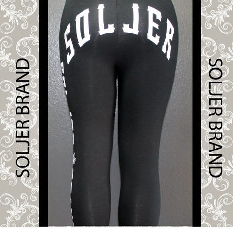 Badge Legging