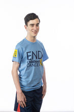 End Childhood Cancer Awareness T shirt