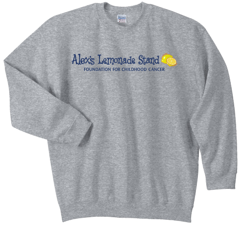 Alex's Lemonade Stand Crewneck