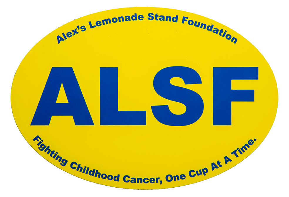 ALSF Car Magnet