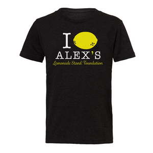 I Lemon Alex's Lemonade Stand Foundation Unisex T-Shirt