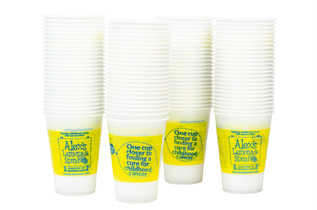 ALSF Disposable Cups 100pk