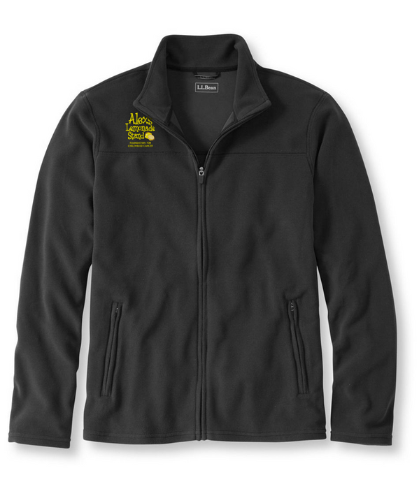 Men's Full-Zip Fitness Fleece Jacket | ALSF-Shop