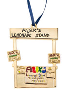 Alex's Original Lemonade Stand Ornament