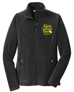 Eddie Bauer Ladies Full-Zip Fleece with Embroidered ALSF Logo