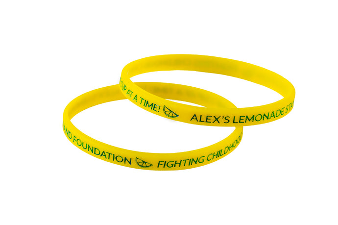 One Cup at a Time Adult Size Wristband