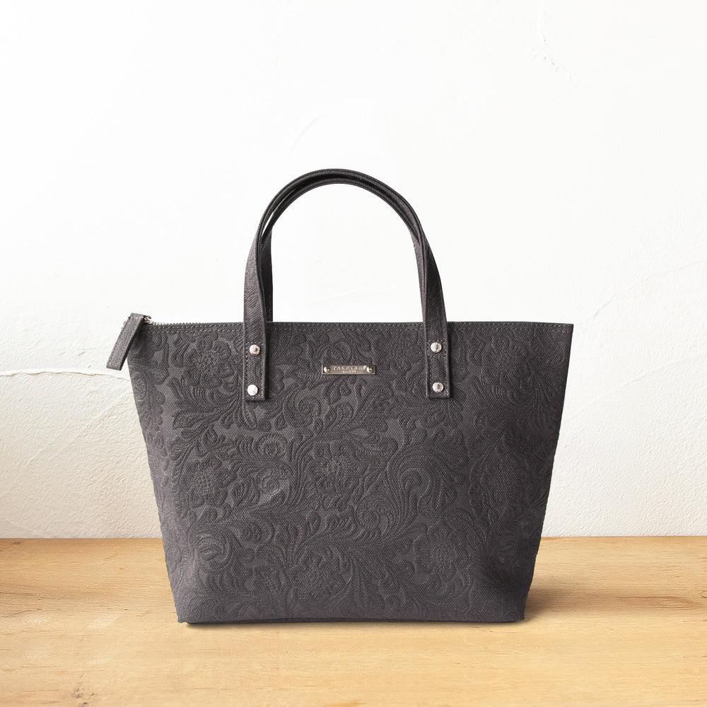 zipper-tote-bagm-embossing