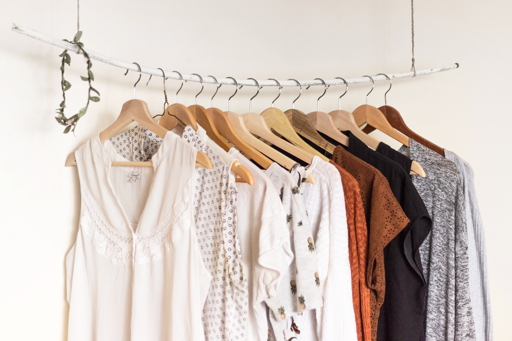 5 Signs you're Ready for a Sustainable Wardrobe