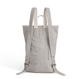 Alisa Roll Top Backpack | Grey