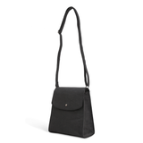 travelon crossbody made of natural vegan leather