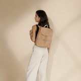 Nina Backpack | Camel
