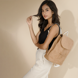 Nina Backpack | Chocolate