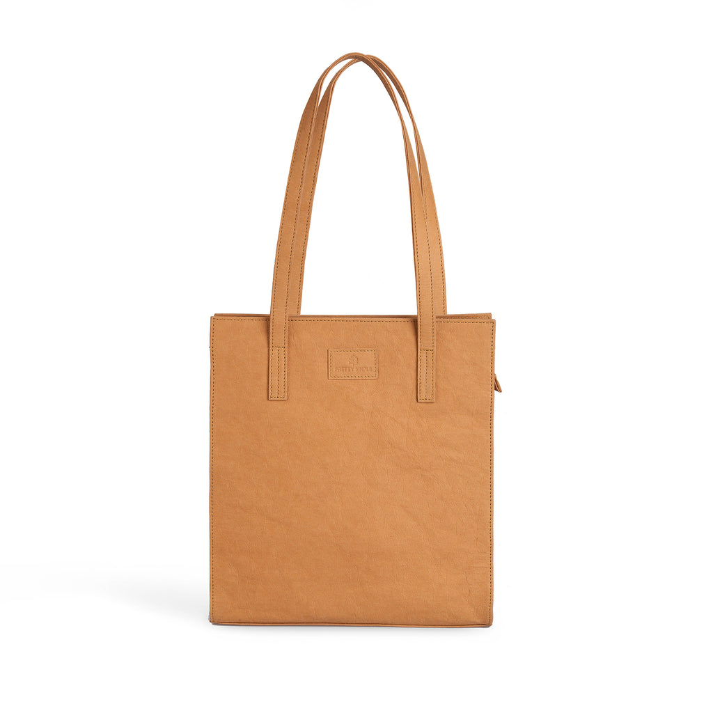 Ora Handbag | Bright Camel