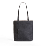 Lucy Reversible Tote | Grey & Black