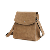 Eva Convertible Backpack | Chocolate