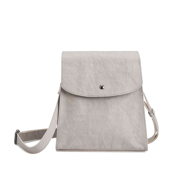 Eva Convertible Backpack | Grey
