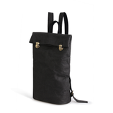 Alisa Roll Top Backpack | Black