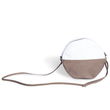 Maya Cross Shoulder Round Bag