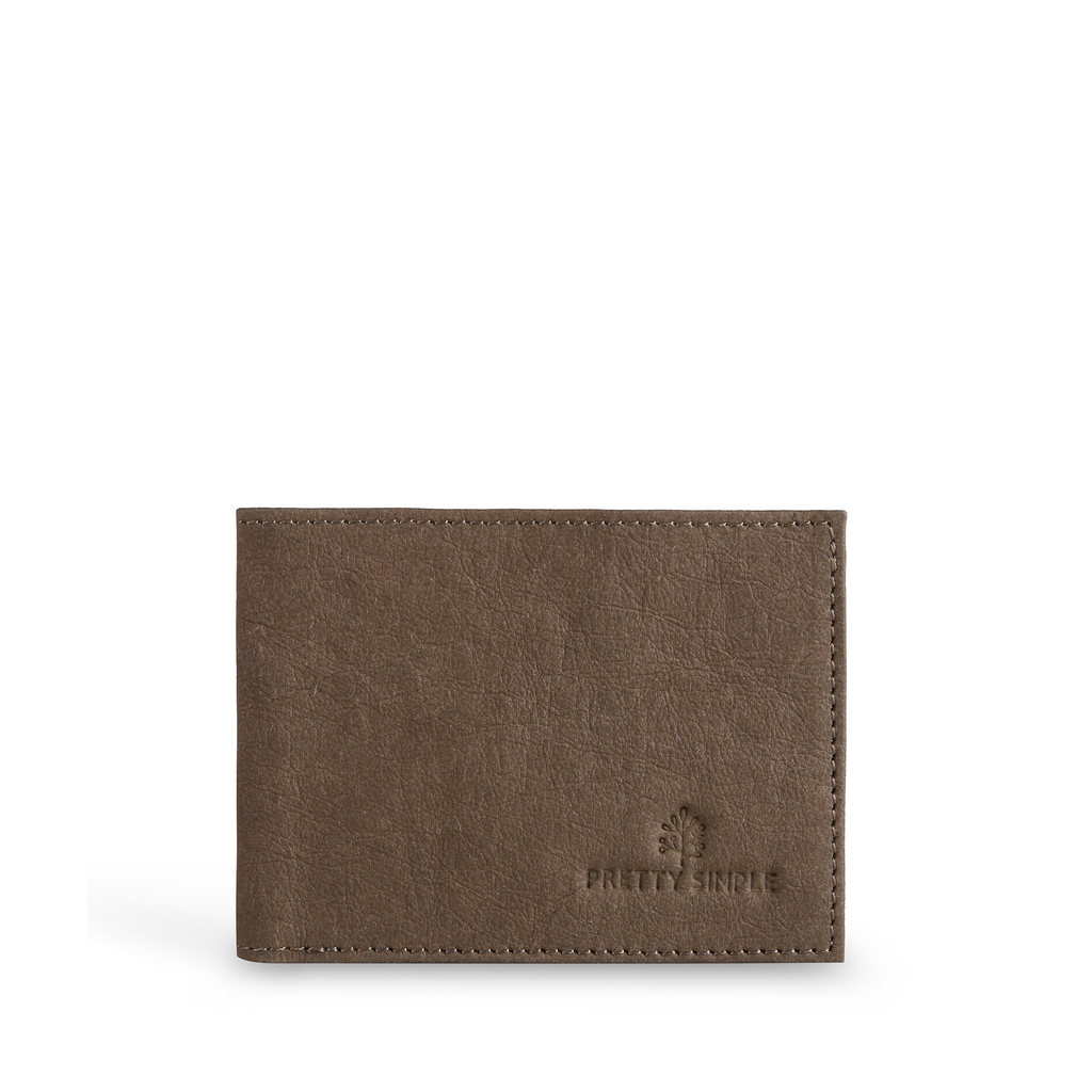 David Slim Wallet | Brown