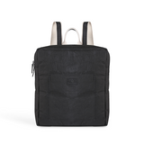 Vegan leather laptop backpack