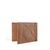 David Slim Wallet | Dark Camel