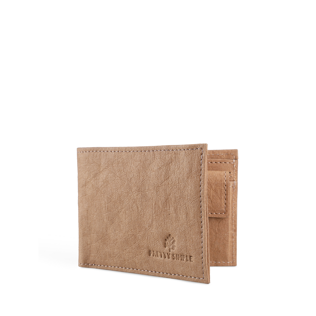 Ben Coin Wallet | Dark Camel