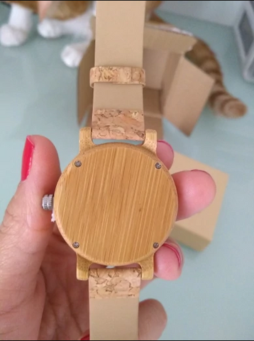 montre french wood avis