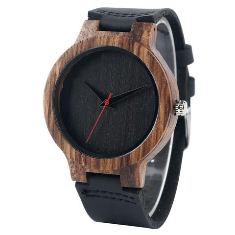 Montre all black - Marbre
