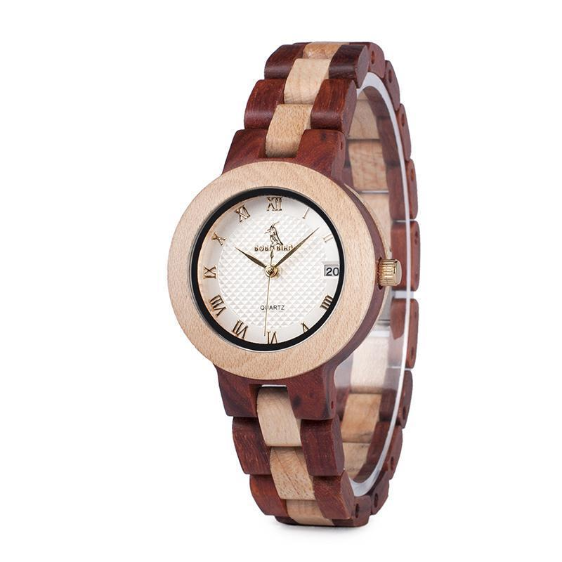 Montre en bois - James