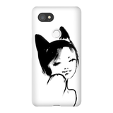 Kitty Mama Snap Case for Google Pixel Phone