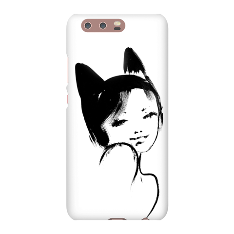 Kitty Mama Snap Case for Huawei Phone