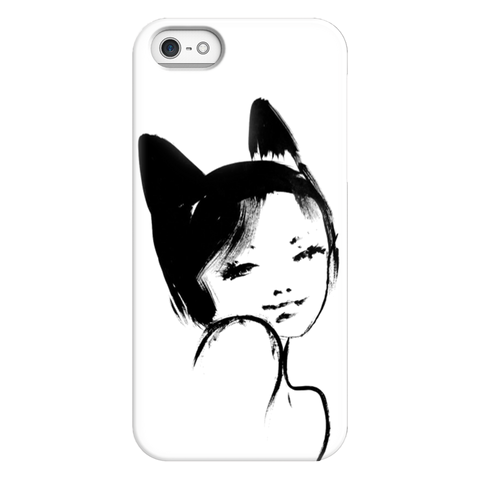 Kitty Mama Snap Case for iPhone